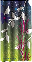 MSV Polyester Shower Curtain 180X200CM LANGKAWI,