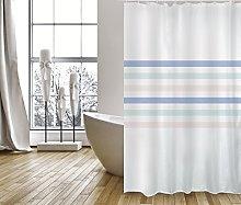 MSV Shower Curtain, Pastel, Unique