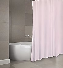MSV Shower Curtain, Pink, Unique