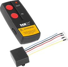 MSW Winch Remote Control MSW-WR2 - 12 V - 30 m -