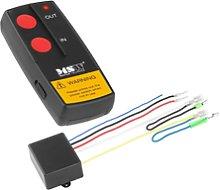 MSW Wireless Winch Remote - 12 V - 30 m - Scope