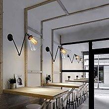 MTCGH Modern Creative Wall Lamp,Retro Style Wall
