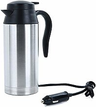 MTCWD 12/24V Thermos Flask Coffee Pot Double