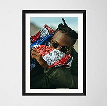 MTHONGYAO Poster Joey Bada$$ Bada Hip Hop Rap