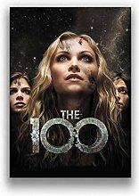 MTHONGYAO Poster The 100 Season Tv Series Show