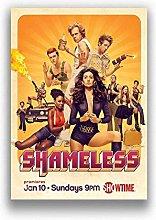 MTHONGYAO Poster Tv Series Shameless Movie Classic