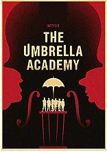 MTHONGYAO Poster Tv Series The Umbrella Academy