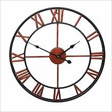 Mtisrx Large Outdoor Garden Wall Clock New Big