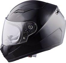 MTR S-12 Kids Kids Full-Face Helmet black S