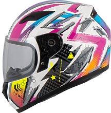 MTR S-12 Kids Kids Full-Face Helmet pink S