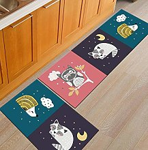 MTYLX Carpet,Washable Removable and Washable