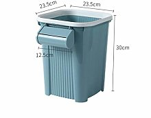 MTYLX Kitchen Trash Can,Household Simple