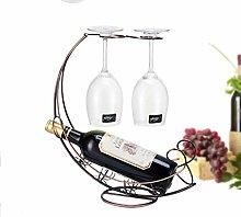 MTYLX Wine Rack Decoration Simple Wine Modern Wine
