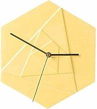 Mu Mianhua Wall clock Creative Wall Clock Section