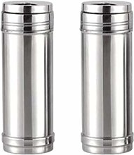 MUCHAO Kitchen Stainless Steel Spice Jar With