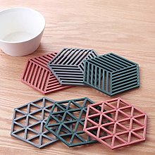 MUCHEN SHOP Silicone Table Mats,6 Pieces Insulated