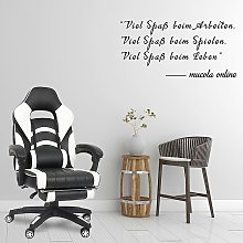 Mucola - Gaming chair office chair racing chair