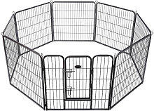 Mucola - Puppy fence Puppies Outdoors Enclosure