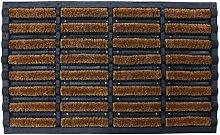 MUD STOPPER Doormat, Door Mat, RUBBER, 45x75cm