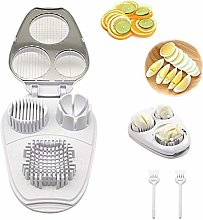 MUFENA Three-in-one Multi-Function Egg Cutter,