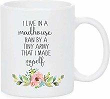 Mug for Mom Gift for Mom Boy Mom Mug for Wife Gift