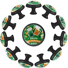 Mugs with Craft Beer St Patrick's Day 12PCS