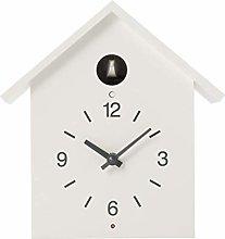 Muji Cuckoo Clock, White, Large
