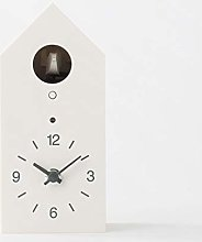 MUJI Cuckoo Clock, White, Medium