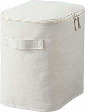 MUJI Linen Storage Bag, Beige, Medium