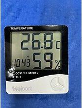 Mulcort Digital Hygrometer Thermometer Indoor