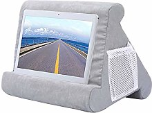 Multi Angle Soft Tablet Pillow Stand for