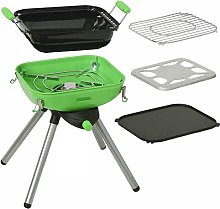 Multi-Function BBQ Grilling, Braising, Barbecue,
