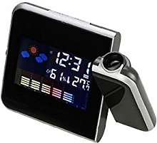 Multi Function Digital Projection Alarm Clock with