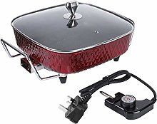 Multi-Function Electric Cooker Pan Electric Grill