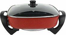 Multi-Function Electric Cooker Pan Quartet Hot Pot