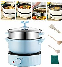 Multi-Function Electric Cooker with Steamer