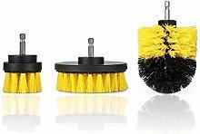 Multi-Function Electric Drill Brush Set Floor