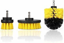 Multi-Function Electric Drill Brush Set Floor