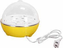 Multi-Function Electric Egg Cooker 7 Eggs Capacity