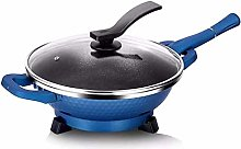 Multi-Function Electric Wok, Wok, Cooking and