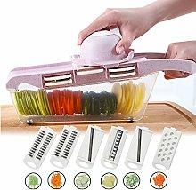Multi-Function Slicer, Vegetable Cutter, Chopper,
