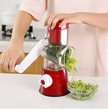 Multi-Function Spiralizer Hand Roller Rotary