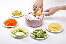 Multi-Function Vegetable Cutter and