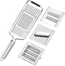 Multi-Functional Vegetable Cutter Stainless Steel