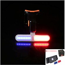 Multi Lighting Modes Bicycle Light Charge Bike