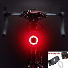 Multi Lighting Modes Bicycle Light USB Charge Led
