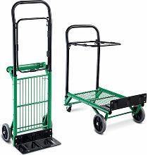 Multi-Purpose Hand Truck Portable Sack Cart