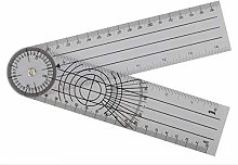 Multi-Ruler Goniometer Angle Spinal Ruler
