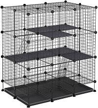 Multi-Way Steel Exanding Pet Cage Home Playpen