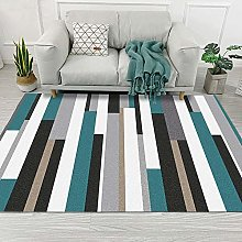 Multicolor Area Rug Non Skid Rug,Soft Bedrooms and